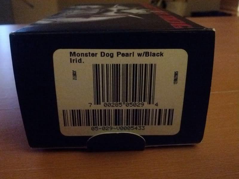 WTS/WTT:  Pearl Monster Dog Complete BOX - IMG_20120702_225104.jpg