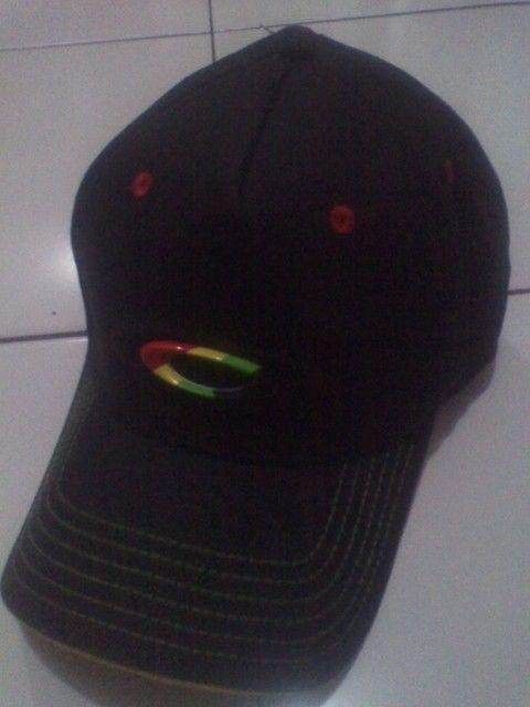 WTS Oakley Prs Stretch Hat RARE - IMG_20120703_193156.jpg