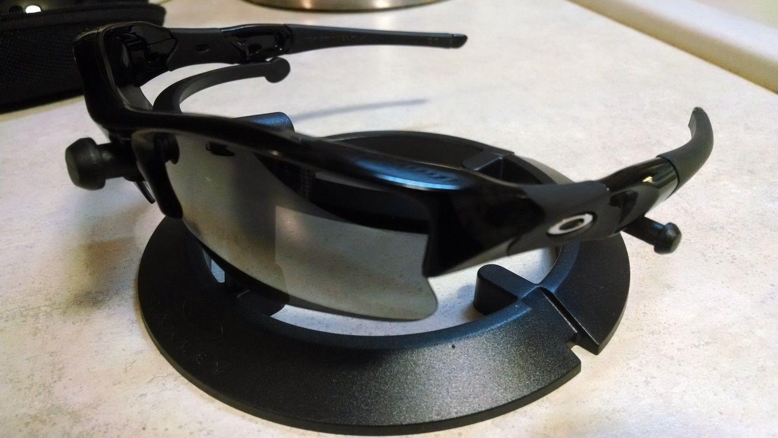 Black Flak Jacket W/ BI XLJ & Non-XLJ Lenses; Will Separate - IMG_20141102_181116167.jpg