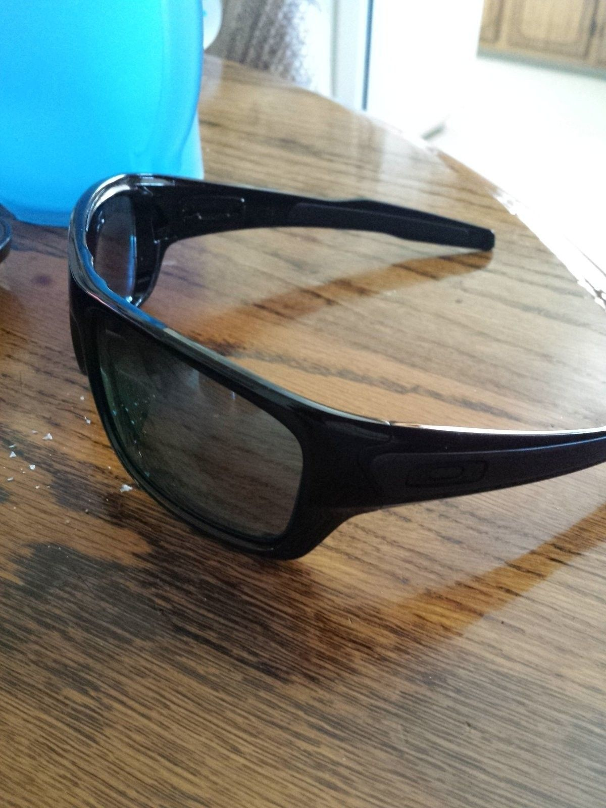 Oakley Turbine. The best I've had yet. - IMG_20150416_151602.jpg