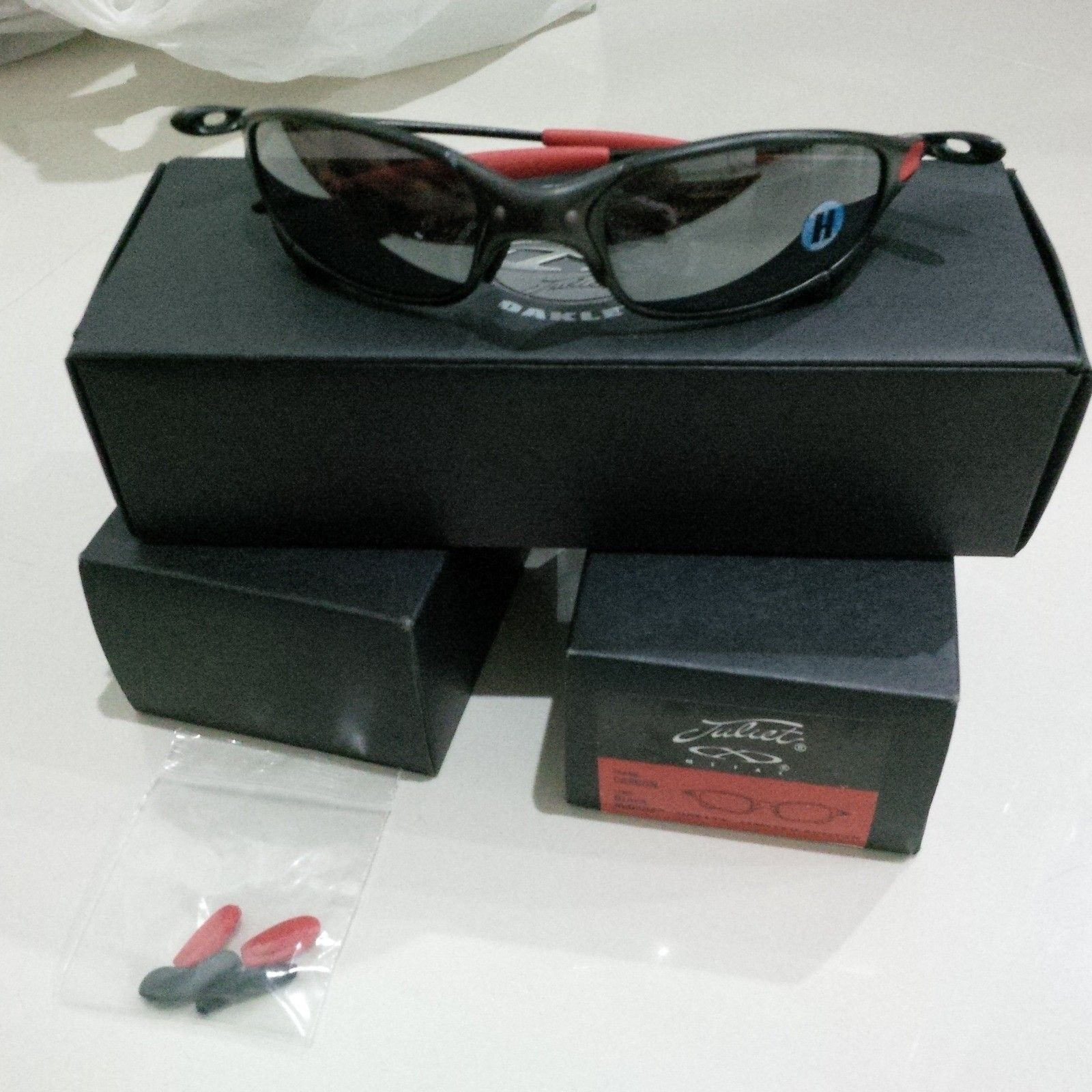 Oakley juliet ducati 04-159 new condition - IMG_20150615_182246.jpg