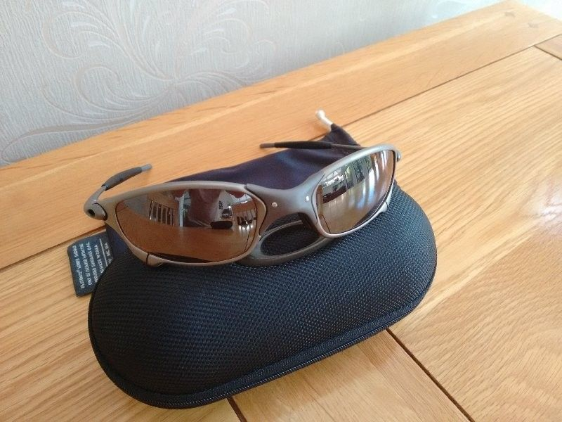 SOLD.  Ti02 Juliet 1st generation with original VR28 Black Iridium lenses U.K BASED - IMG_20150618_194649262.jpg