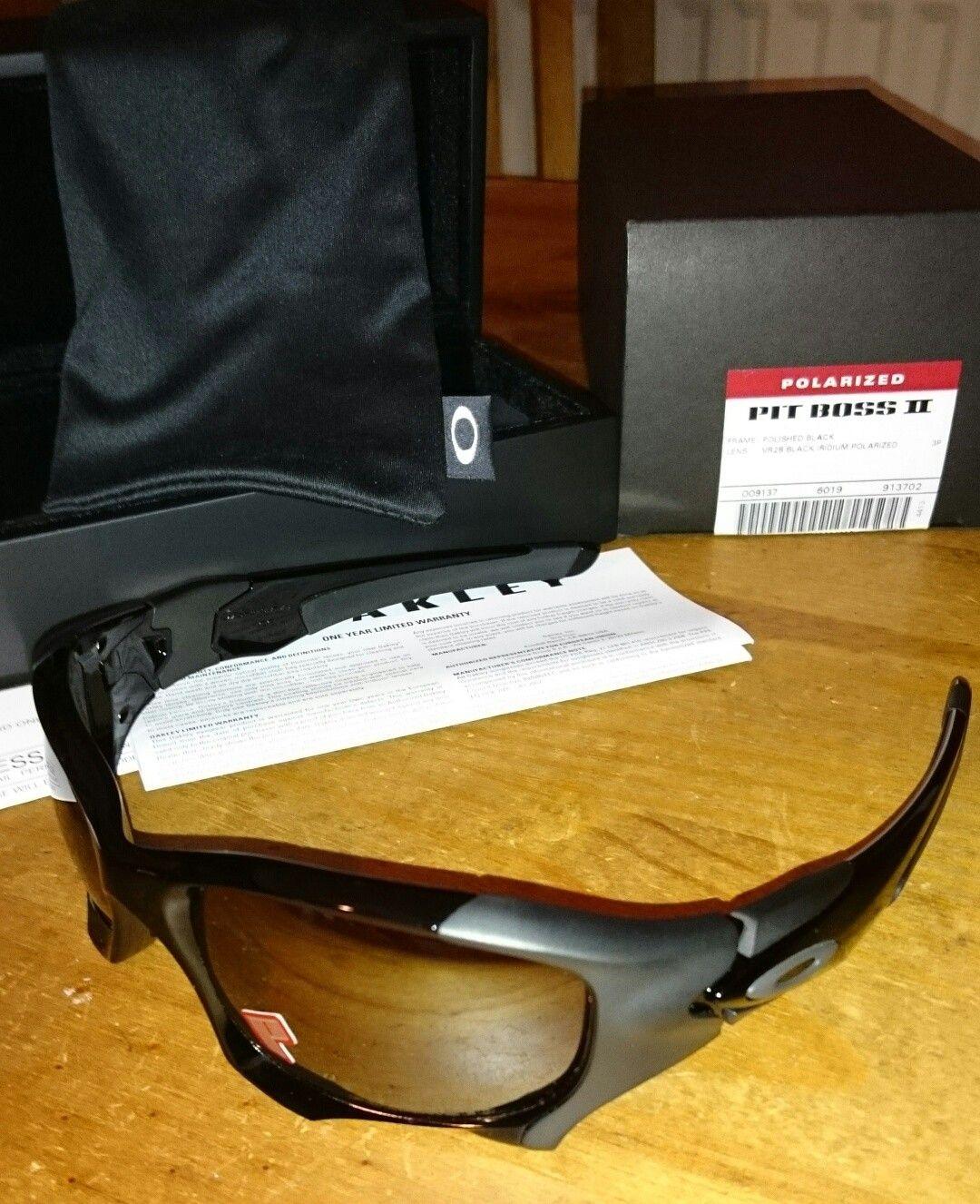 BNIB Pit Boss 2 - Polished Black with VR28 BIP - IMG_20150814_162613.JPG