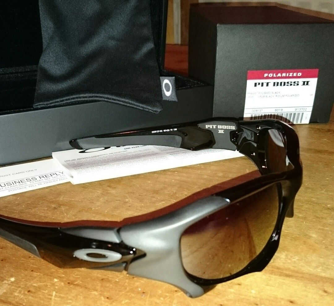 BNIB Pit Boss 2 - Polished Black with VR28 BIP - IMG_20150814_162648.JPG