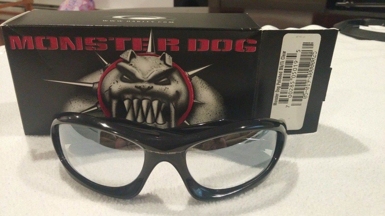 Monster Dog Polished Black w/ Ti Clear - IMG_20150830_190700.jpg