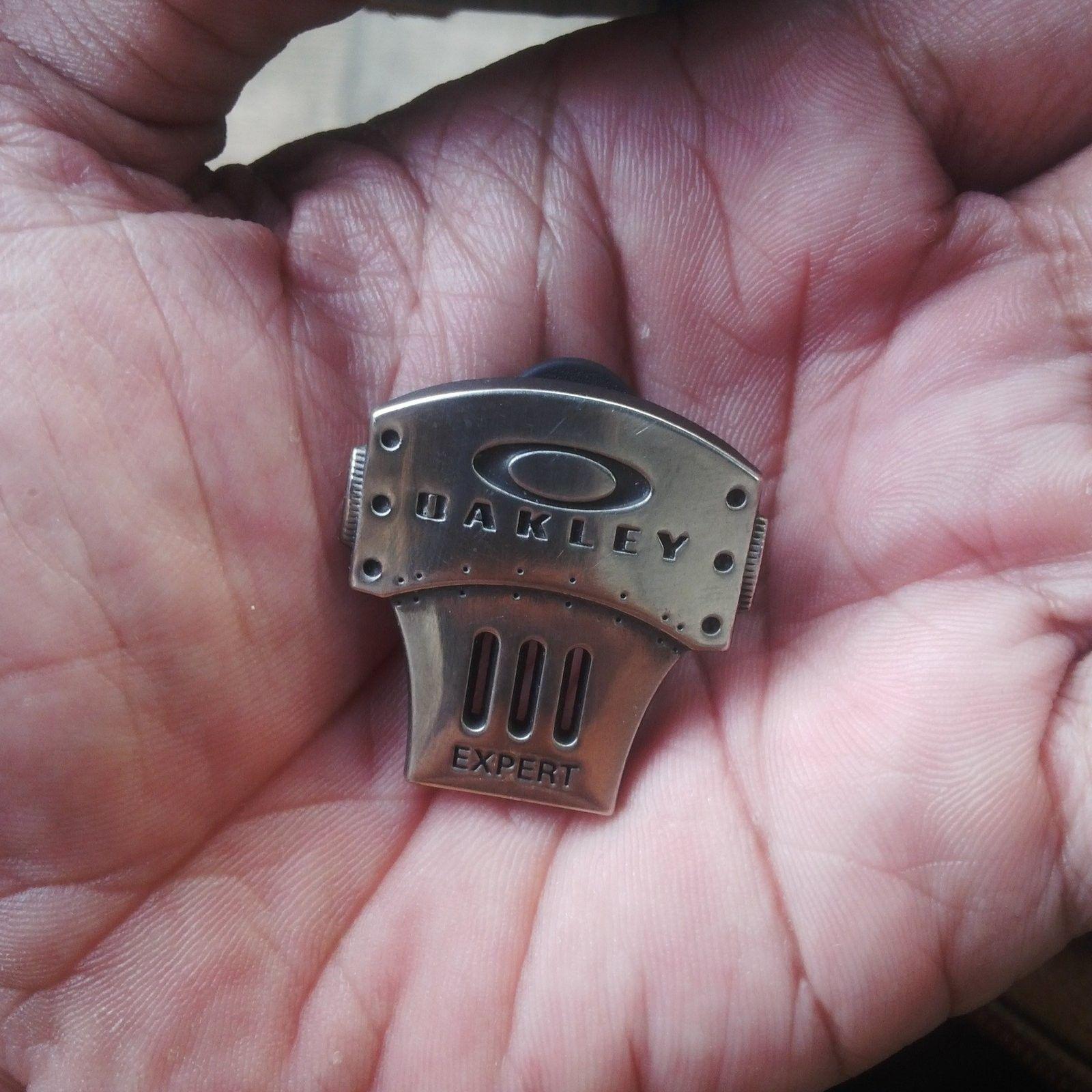Oakley Expert Pin - IMG_20150918_085252.jpg