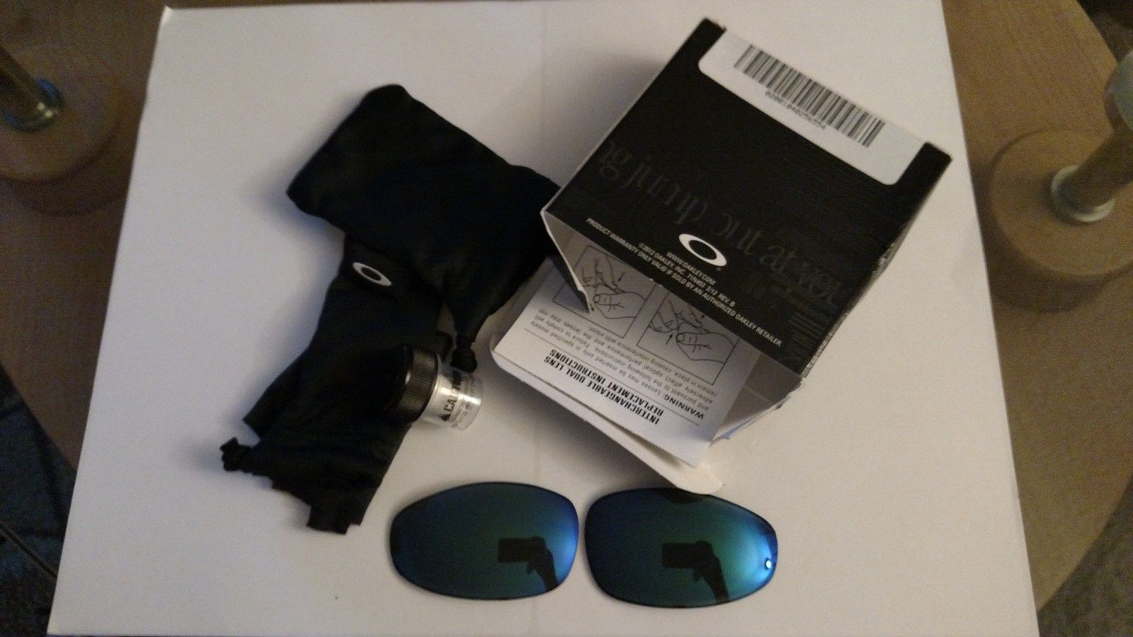 Juliet Replacement Lenses, PRICE DROP custom cuts - IMG_20151019_205503993.jpg