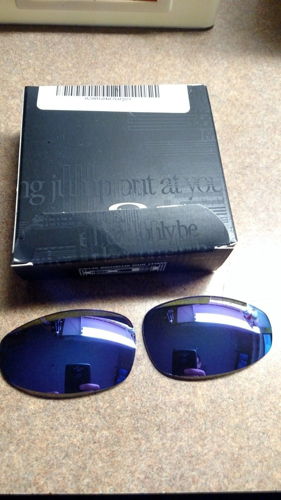 Polarized Violet Iridium Cut Juliet Lenses - IMG_20151111_194106879.jpg