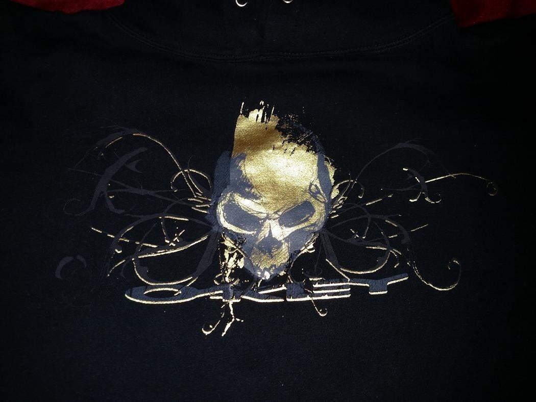 2010 Vancouver Olympic Hoodie & Black & Gold Skull Hoodie - IMG_20151113_084718861.jpg