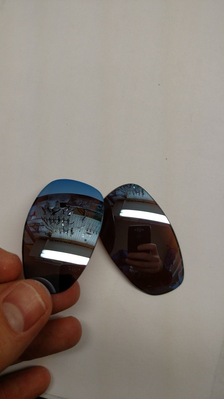 Juliet Lenses, new, cut, Violet and Prizm DWP Polarized - IMG_20151123_180245867.jpg