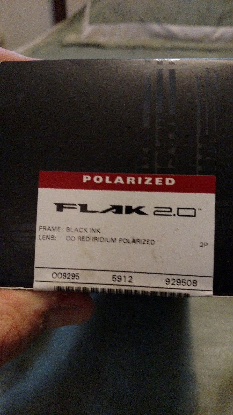Flak 2.0  Black Ink with 00 Red Iridium Polarized - IMG_20151126_155818482[1].jpg