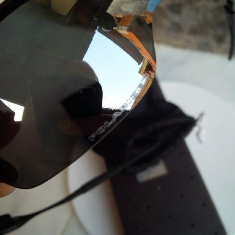 romeo 2 carbon with black iridium polarized lens - IMG_20151129_221110.jpg