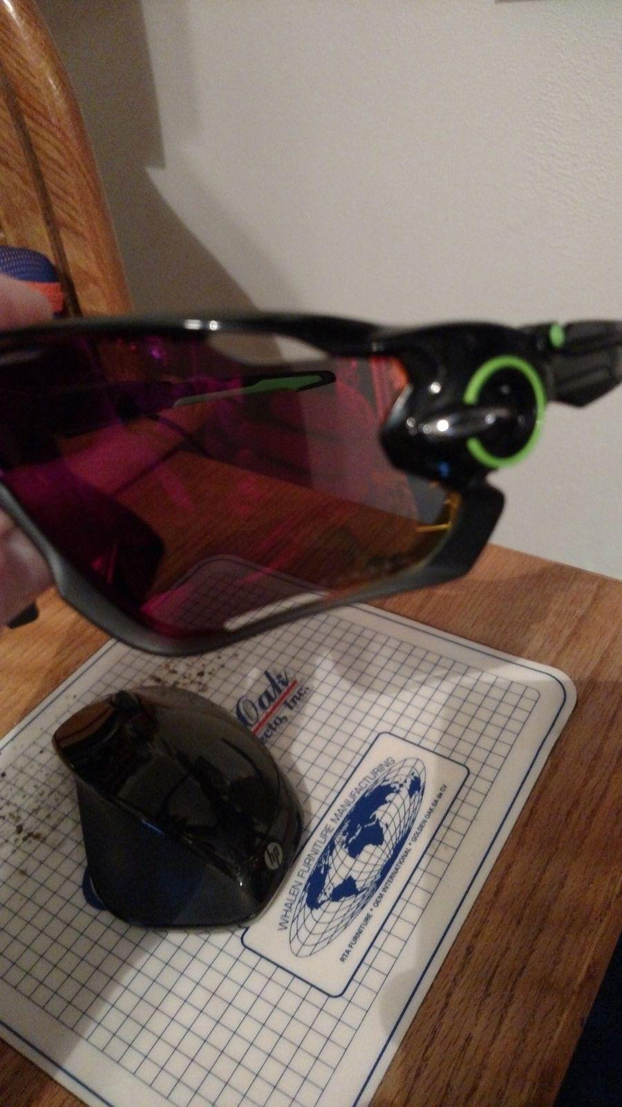Jawbreaker Mark Cavendish Polished Black w/ Prizm Road oo9290-10 - IMG_20151130_143838743.jpg