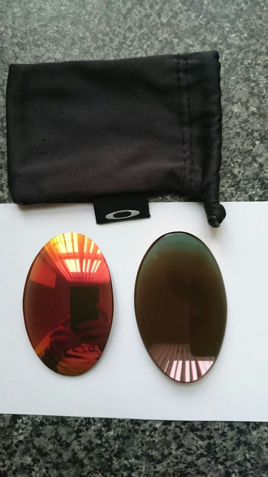 R1 Custom cut Ruby lenses - IMG_20151203_103443.JPG