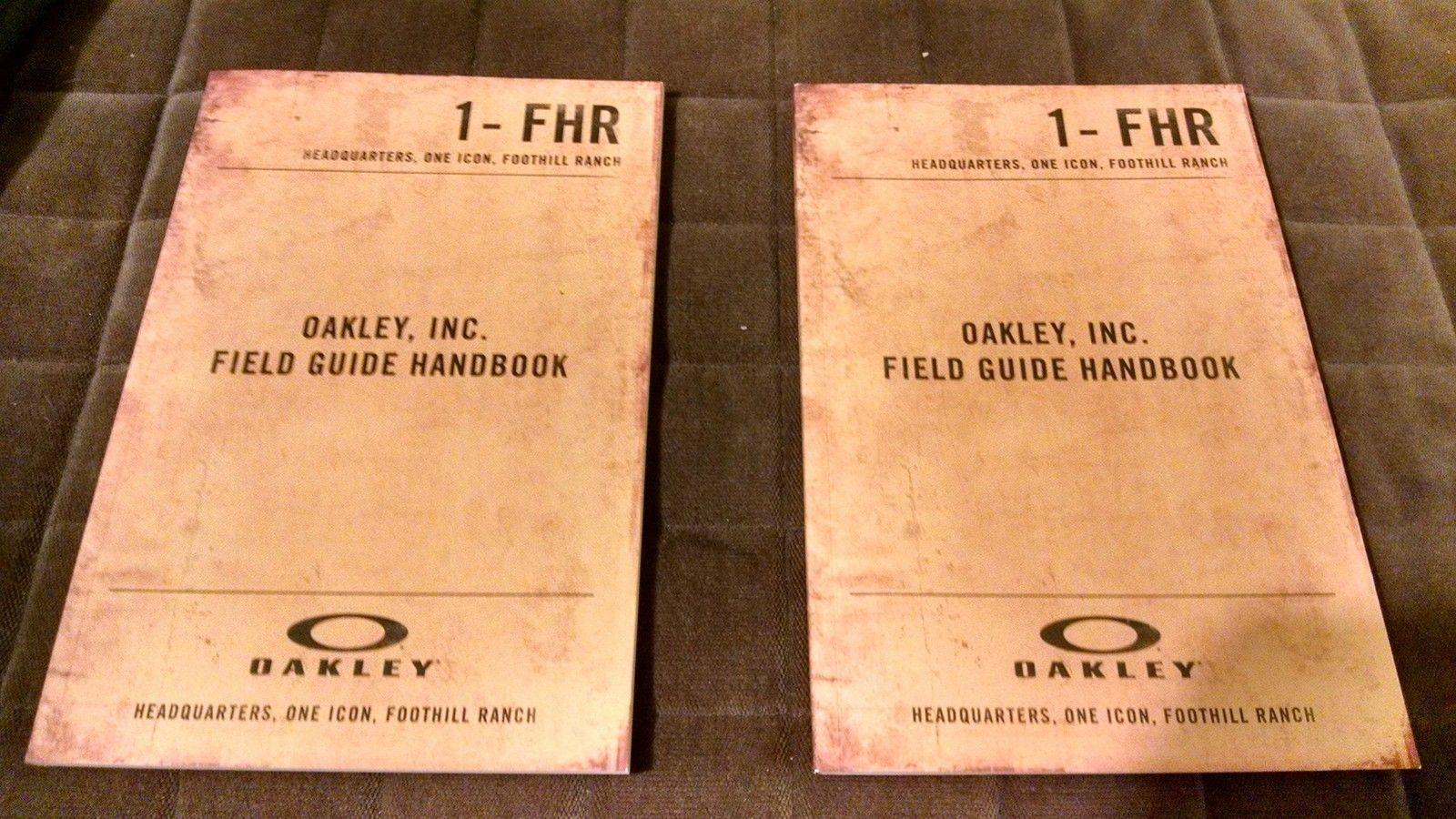 Oakley Field Guide Handbook (employee manual) - IMG_20151204_184607616_HDR.jpg