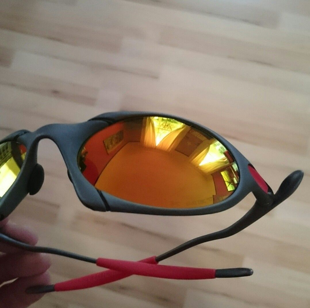 X-metal R1 with 2 sets of OEM lenses - IMG_20160207_192806.JPG