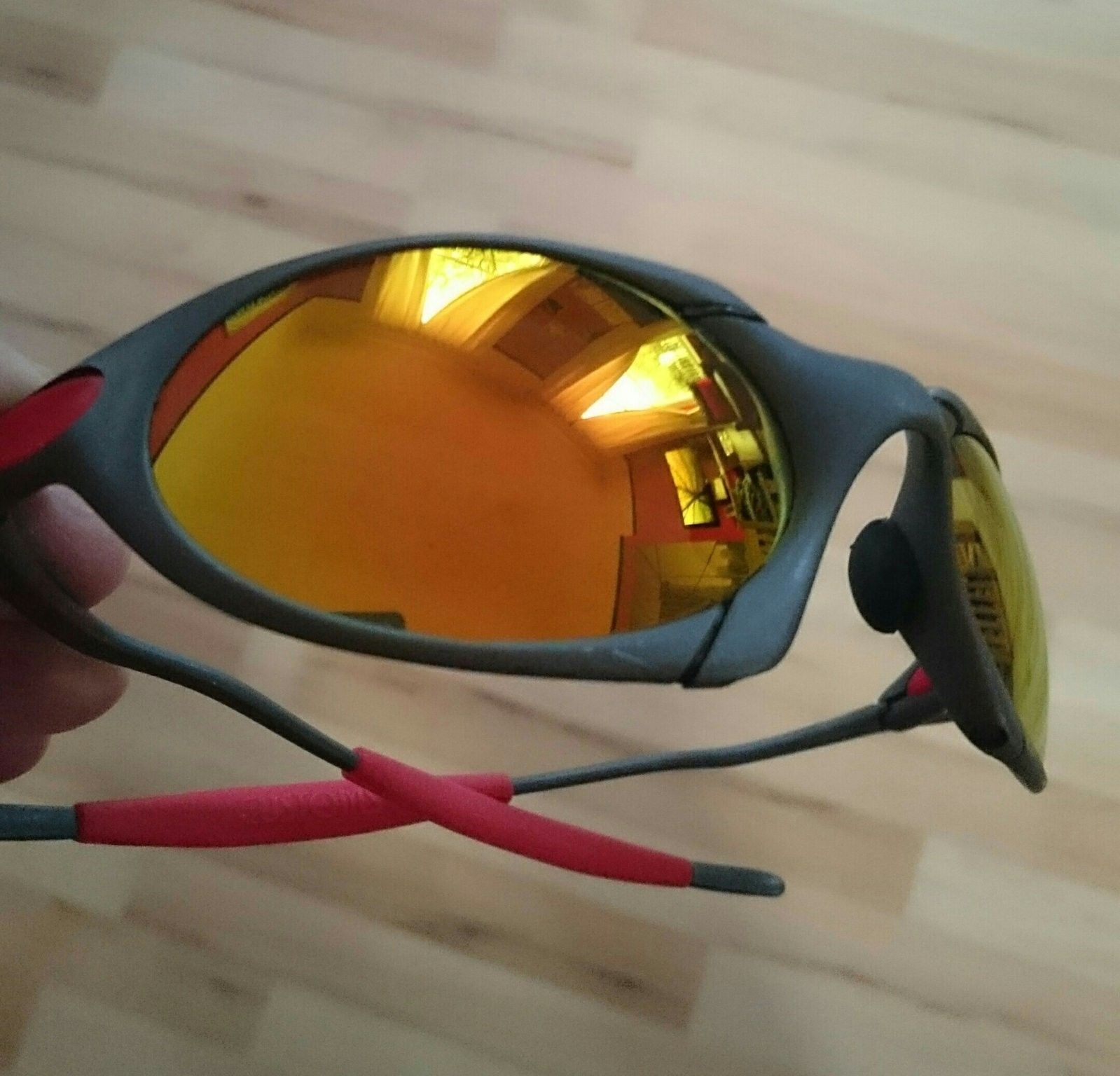 X-metal R1 with 2 sets of OEM lenses - IMG_20160207_192903.JPG