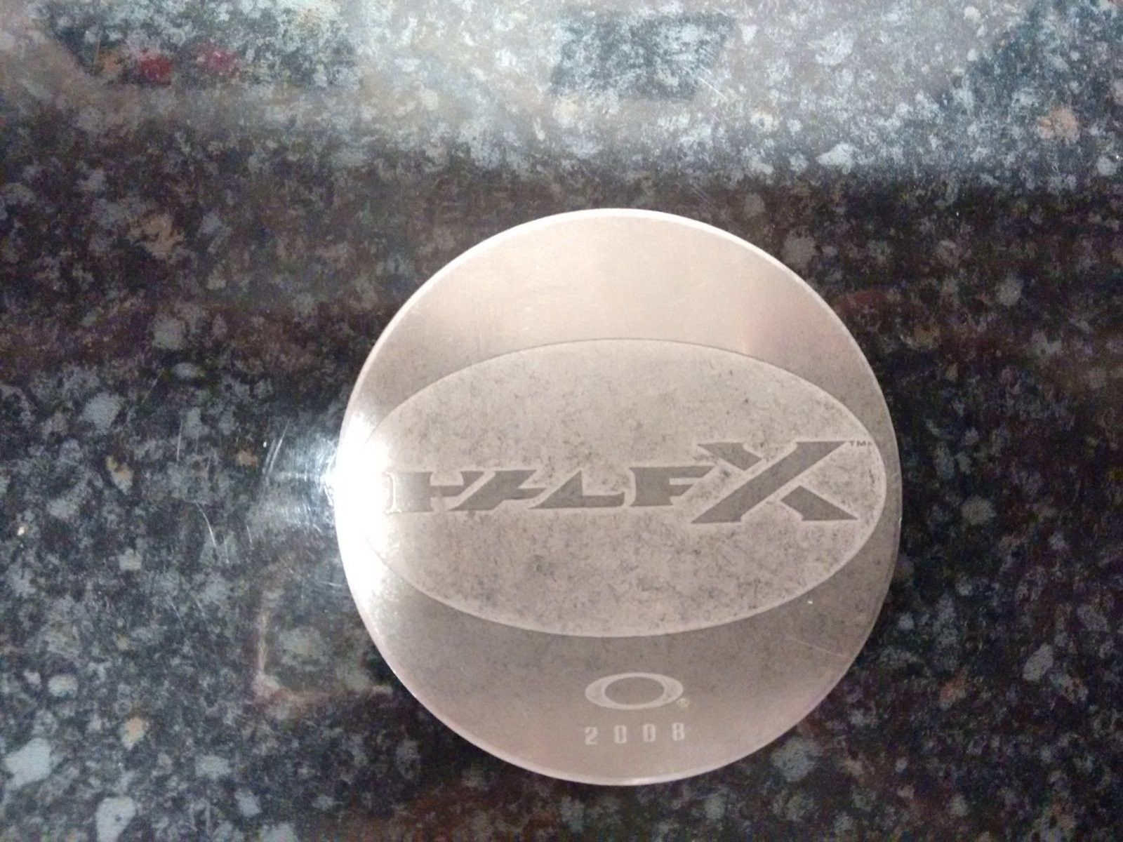 Half X coin. Original 2008 style.  U.K Sale - IMG_20160210_215149036.jpg