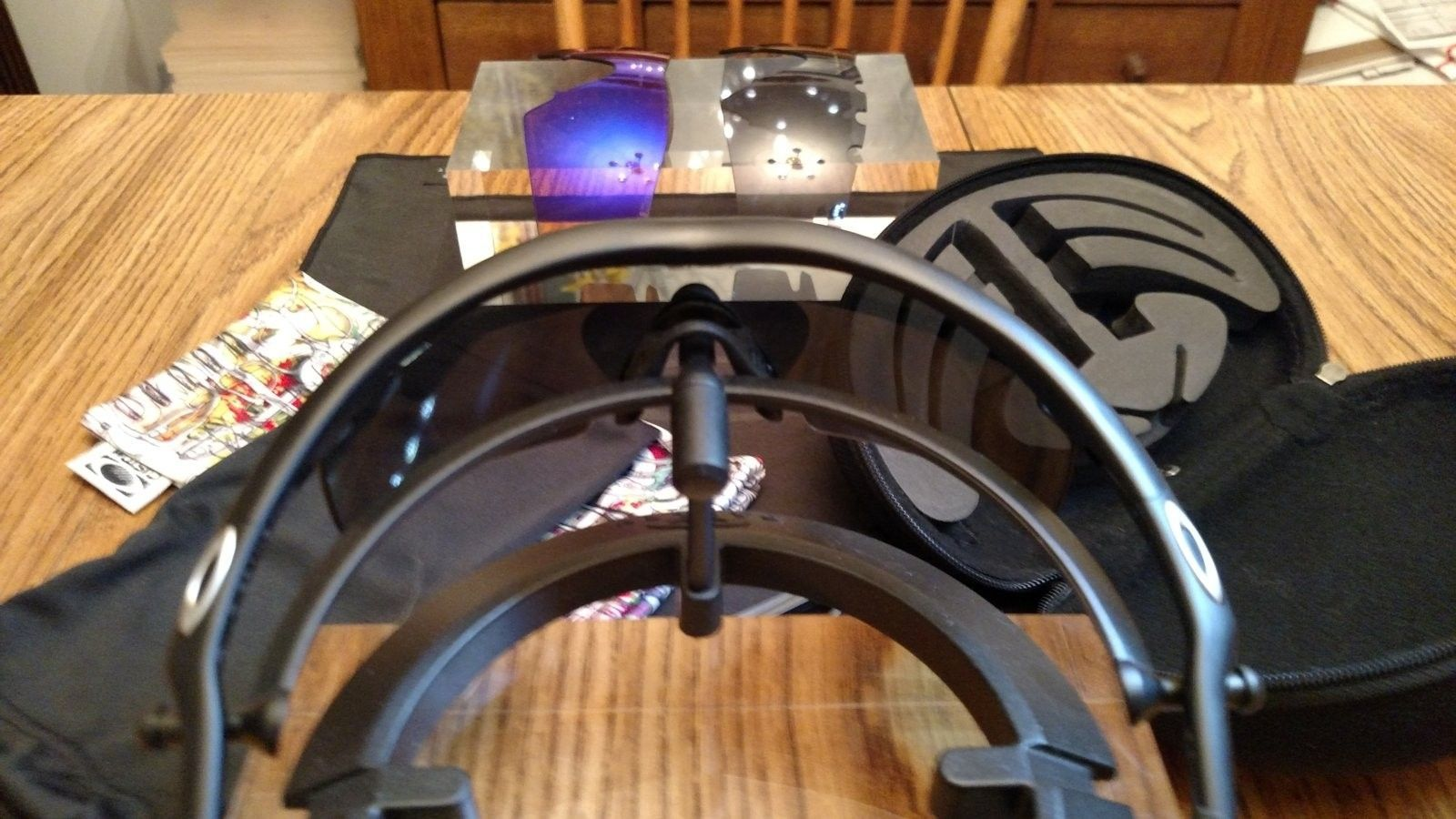 Nice M Frame combo + a couple extras (all Oakley) - IMG_20160510_220537390.jpg