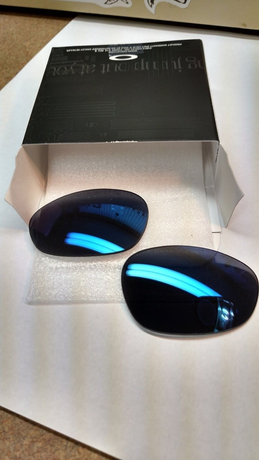 XX X METAL (Ruby & Violet Iridium) custom cut lenses. - IMG_20160516_204509324_HDR.jpg