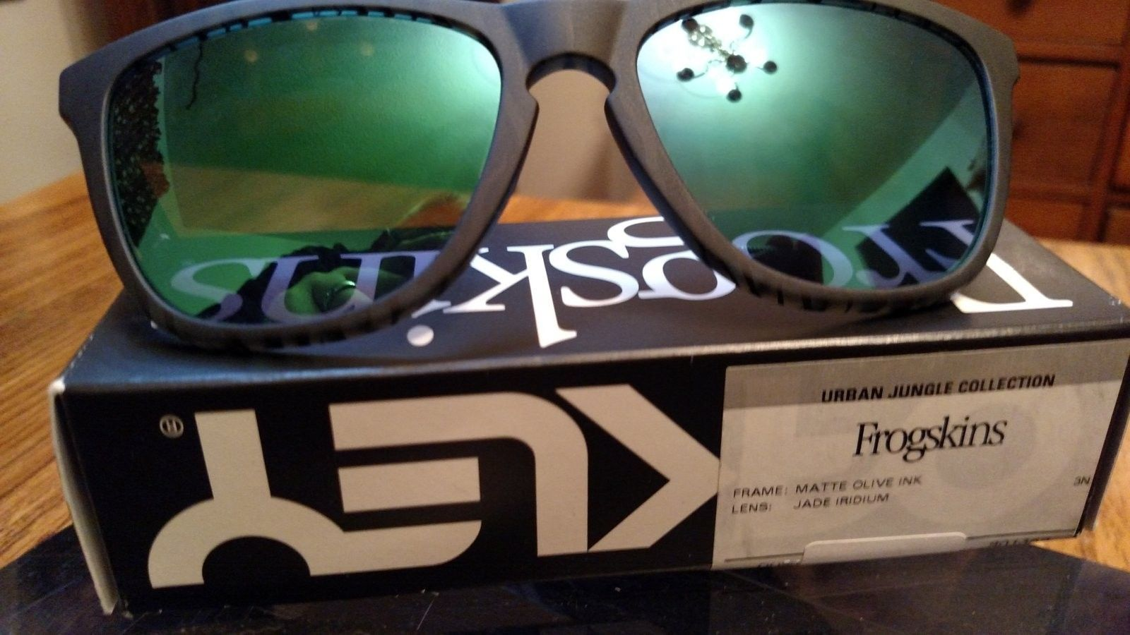 Urban Jungle Collection Frogskins-Matte Olive Ink/Jade Iridium, BNIB - IMG_20160517_202103328.jpg