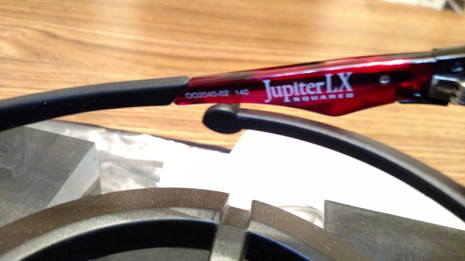 Jupiter Squared LX (Asian Fit) Dark Red Tortoise w/Slate Iridium-BNIB - IMG_20160517_212853424.jpg