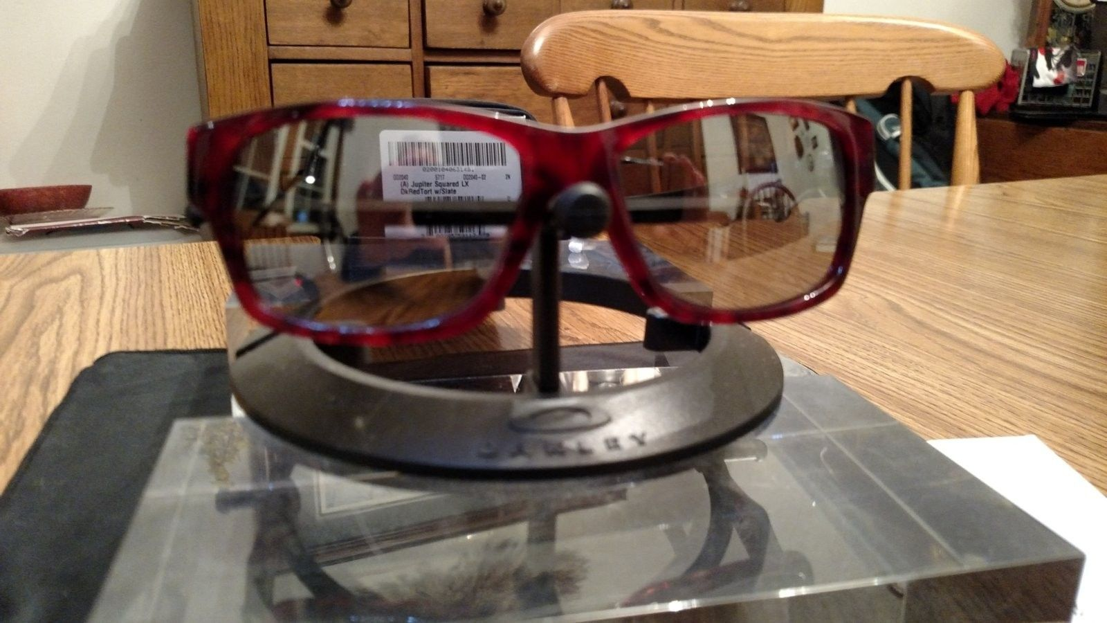 Jupiter Squared LX (Asian Fit) Dark Red Tortoise w/Slate Iridium-BNIB - IMG_20160517_213125165.jpg