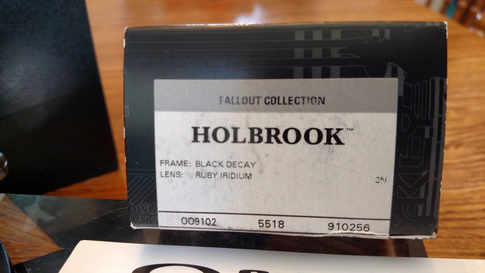 Holbrook Fallout Collection - Black Decay and Ruby Iridium....BNIB - IMG_20160610_093427751 (1).jpg
