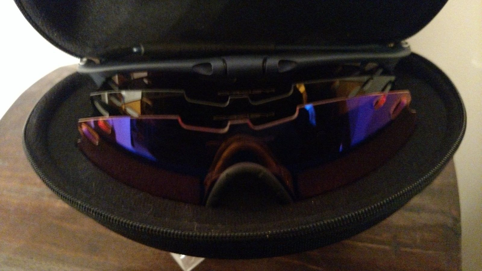 Magnesium Array - Denim Blue / 3 lenses BNIB - IMG_20160611_220404486.jpg