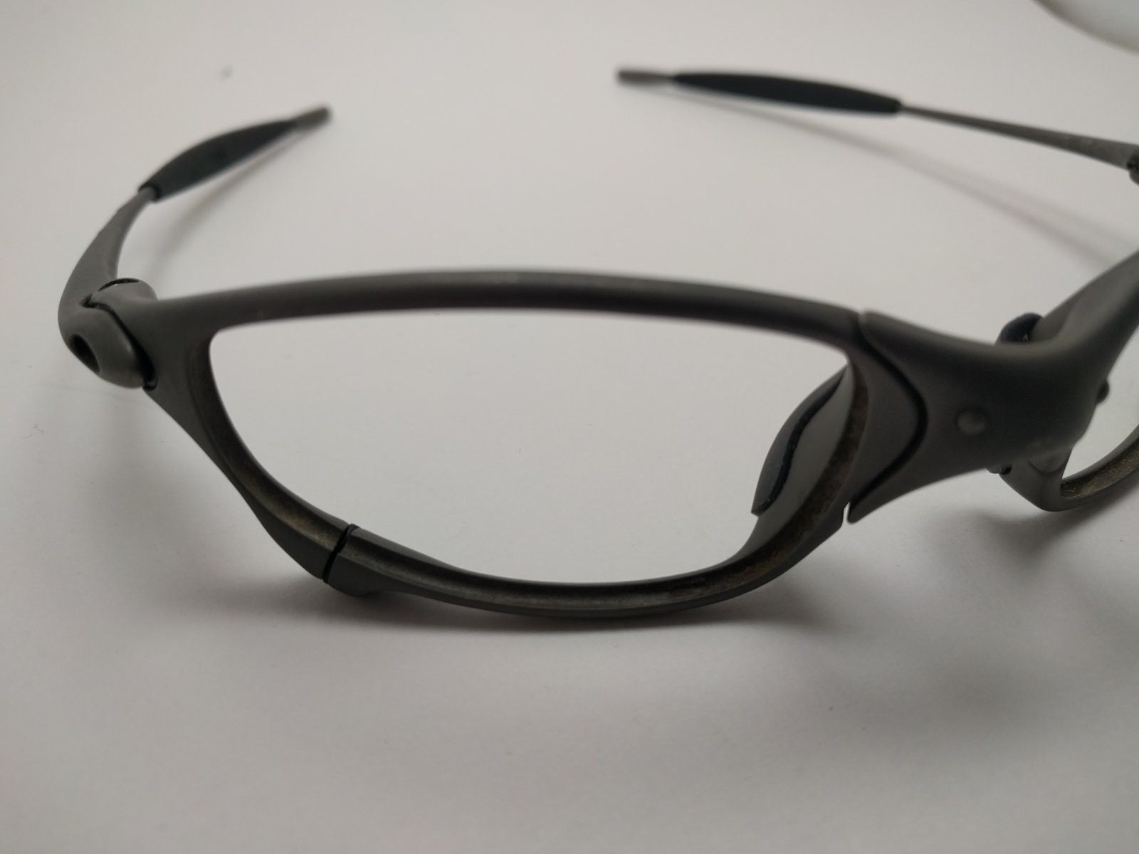 Get your metal on with a XM Juliet frame + Polished R2 frame - IMG_20160616_204241.jpg