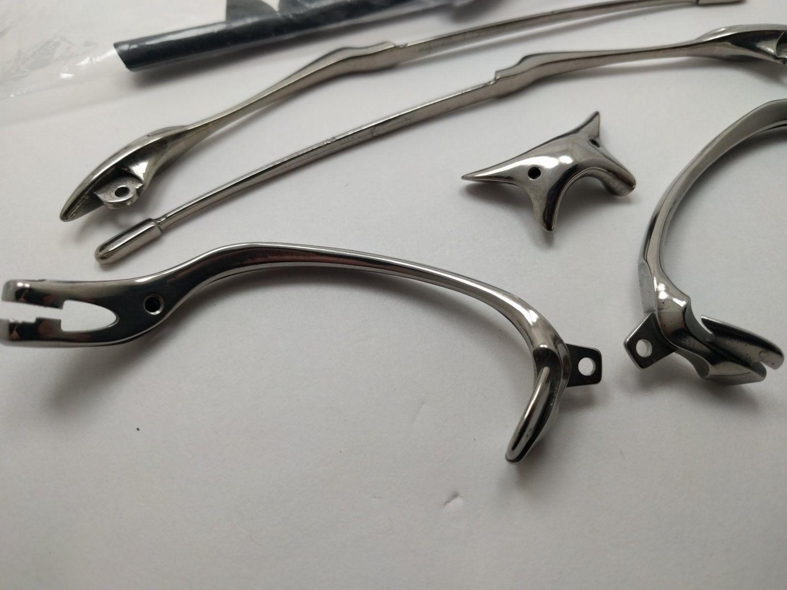 Get your metal on with a XM Juliet frame + Polished R2 frame - IMG_20160616_204408.jpg