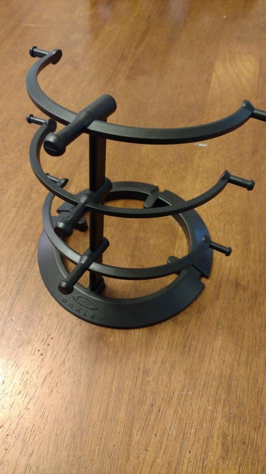 Three Tier Black Stand -- $old - IMG_20160628_180446475.jpg