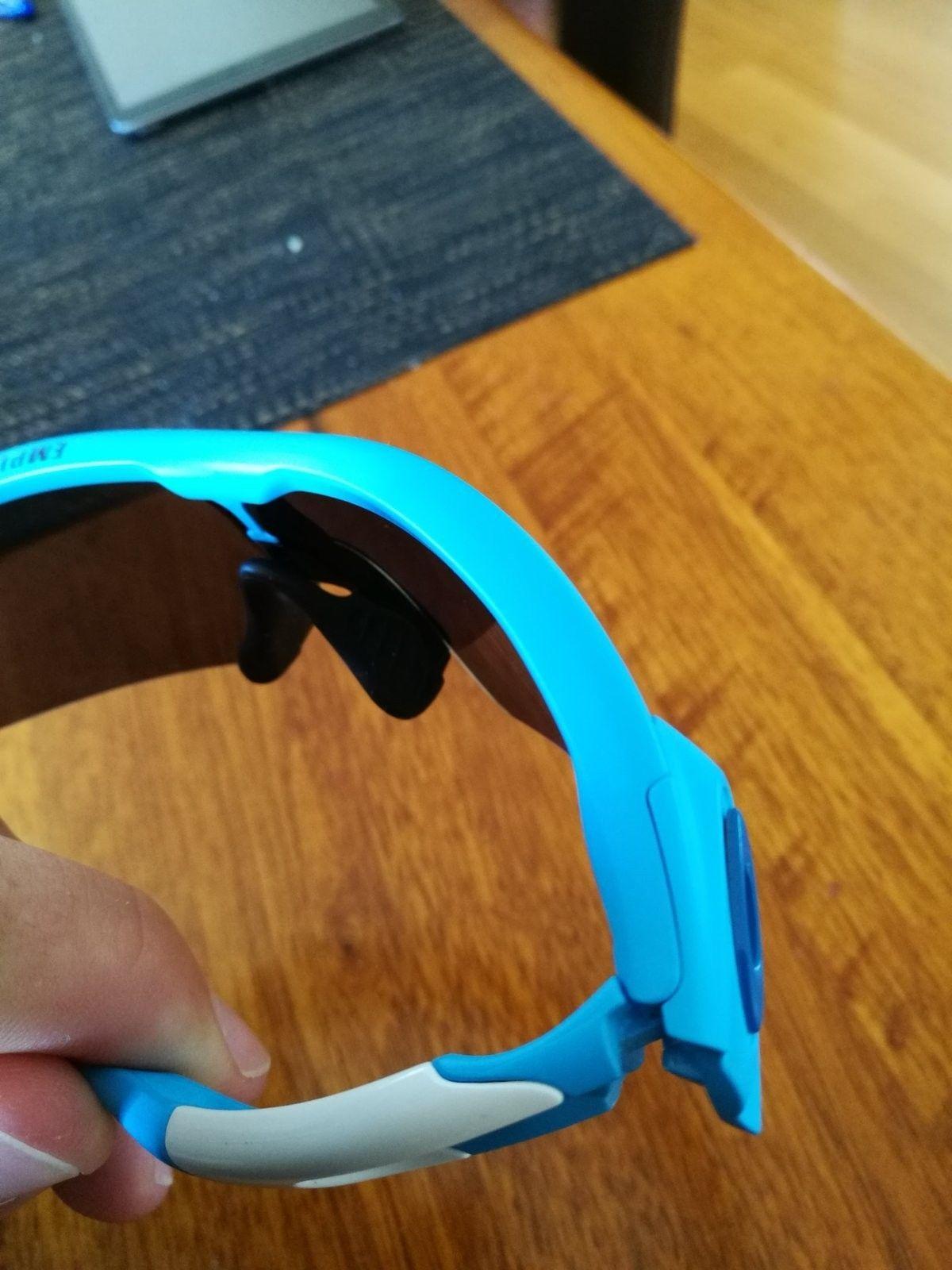 Radarlock XL Glacier blue help!: Not sure if Authentic or not - IMG_20160720_134611.jpg