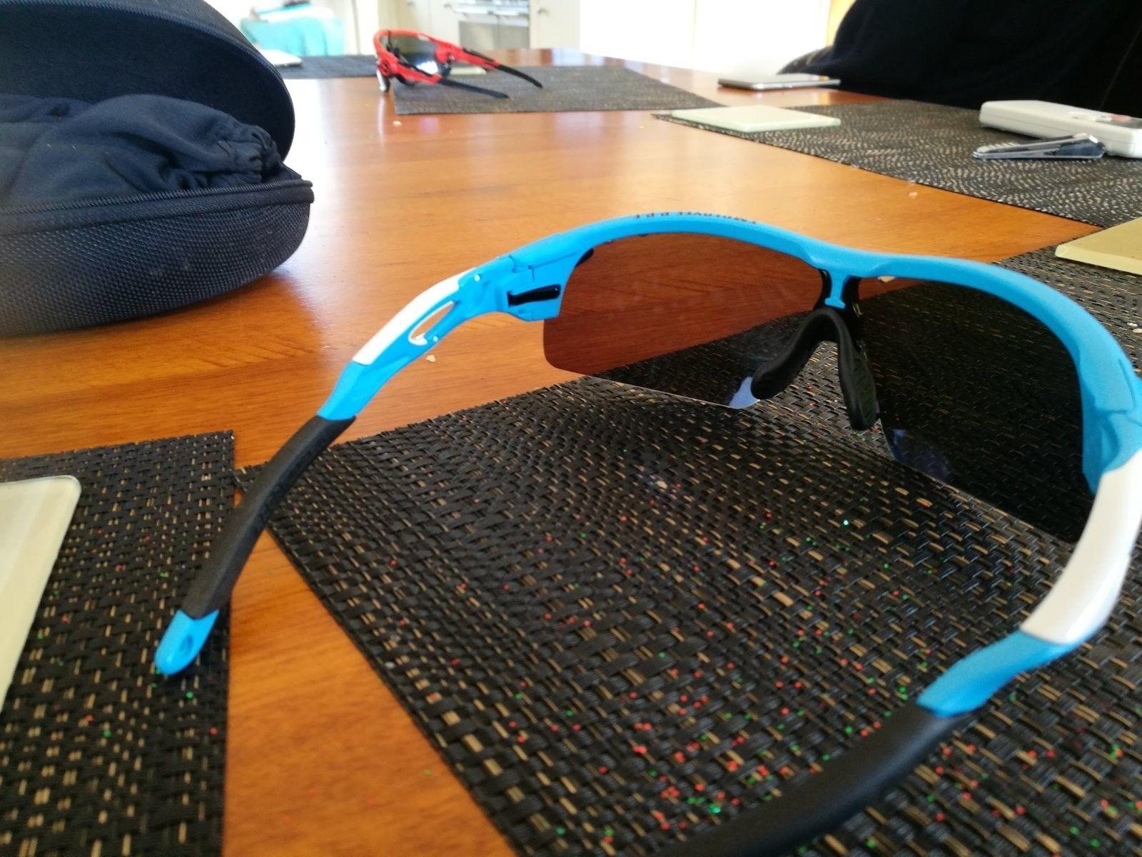 Radarlock XL Glacier blue help!: Not sure if Authentic or not - IMG_20160720_141507.jpg