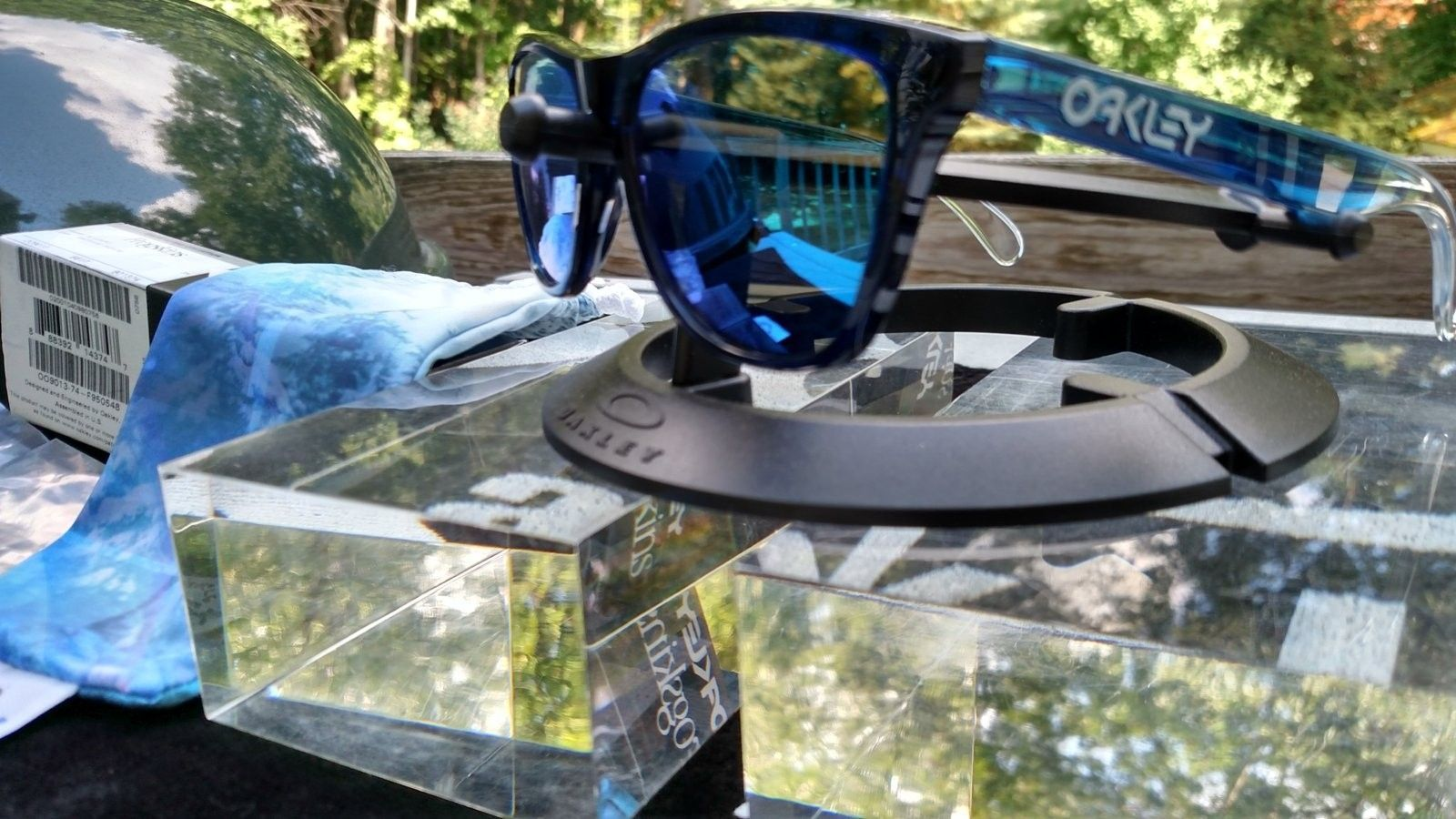 Snow Alpine Collection - - - Bluebird w/ Sapphire Iridium -BNIB and  price drop - IMG_20160729_153930021_HDR.jpg