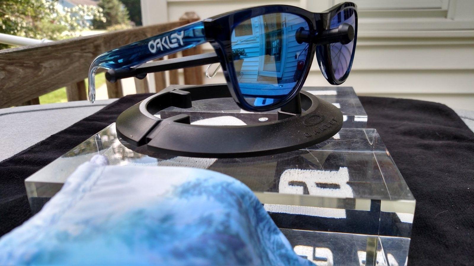 Snow Alpine Collection - - - Bluebird w/ Sapphire Iridium -BNIB and  price drop - IMG_20160729_154222423_HDR.jpg