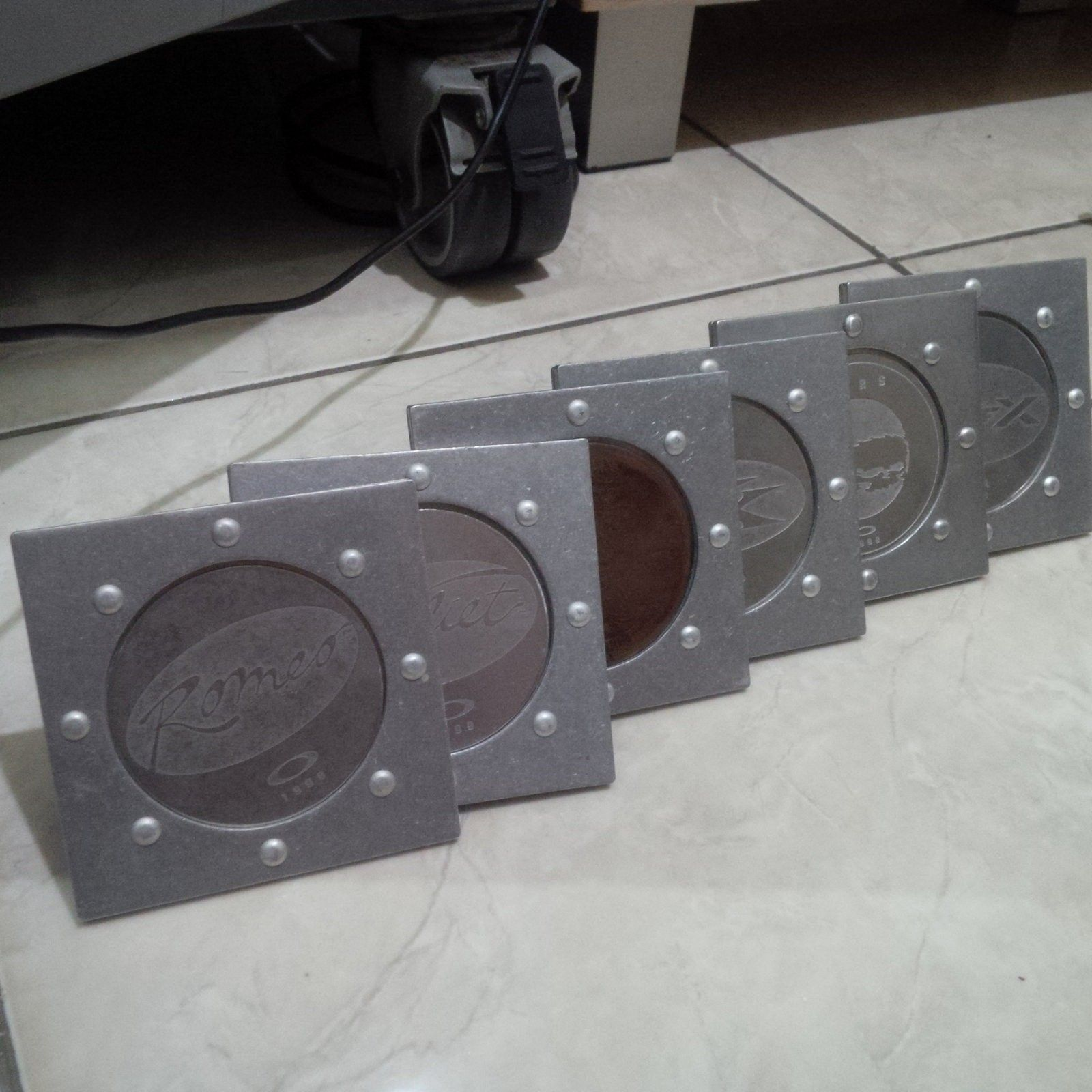 X-Metal Coin + Holder 6pcs - IMG_20160813_200312.jpg