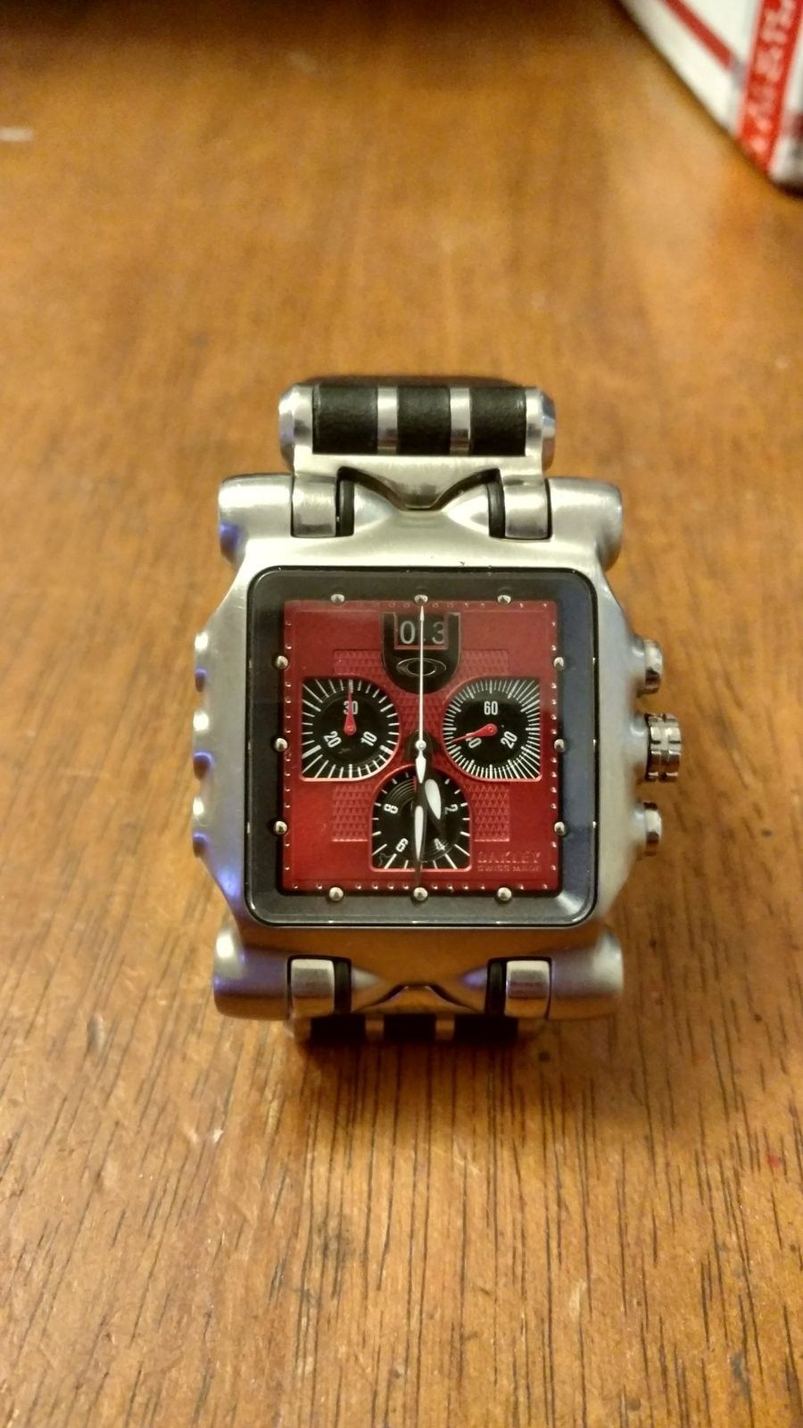 Red Face Minute Machine - Huge Price Drop with options - IMG_20160815_173051038_HDR.jpg