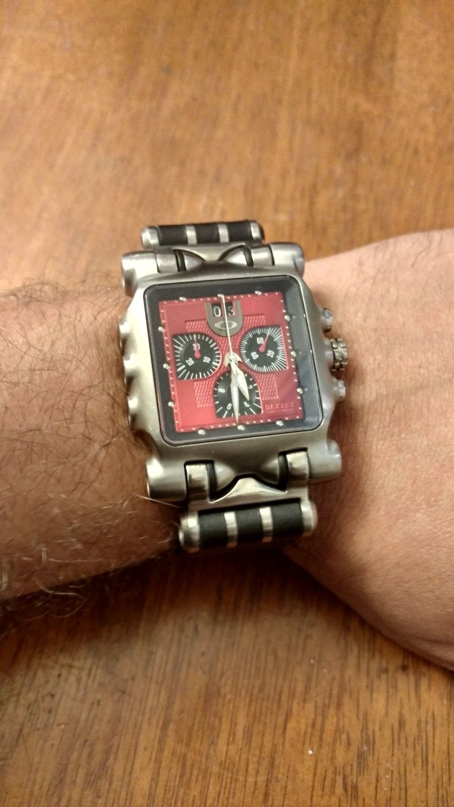 Red Face Minute Machine - Huge Price Drop with options - IMG_20160815_173113740_HDR.jpg