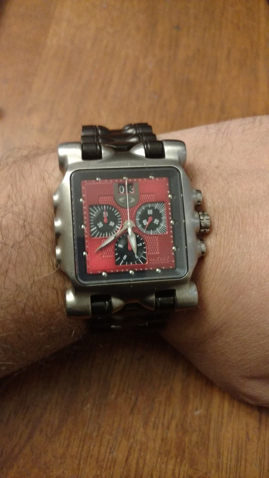 Red Face Minute Machine - Huge Price Drop with options - IMG_20160815_173944578.jpg