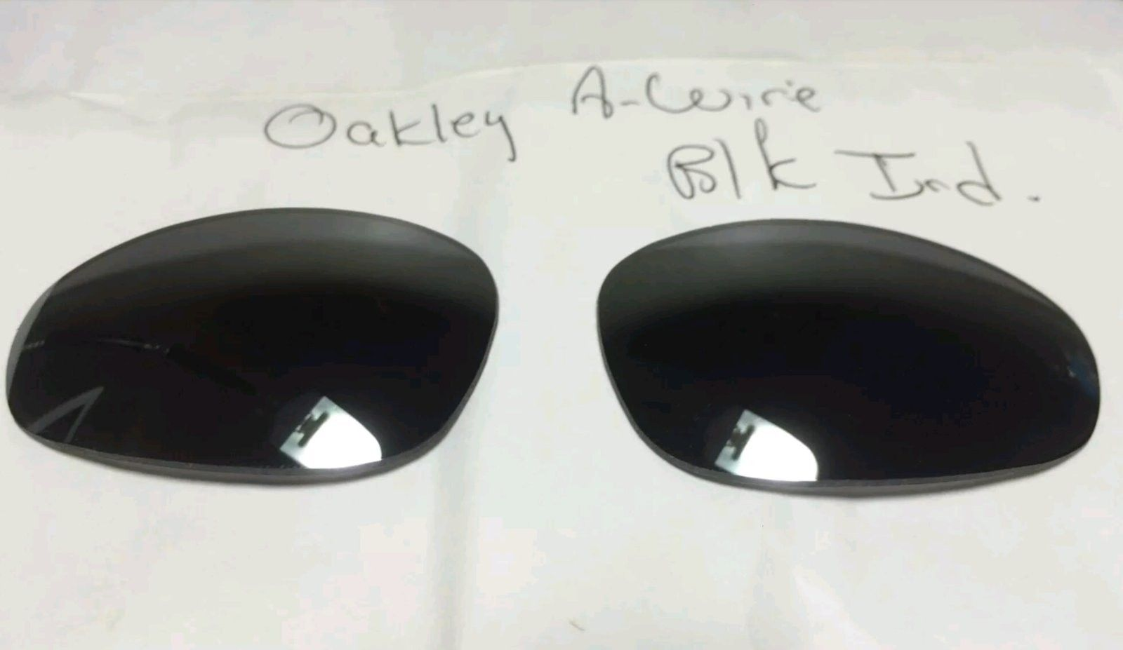 A-Wire Authentic Black Iridium OEM, OG Lenses - IMG_20160818_213242.jpg