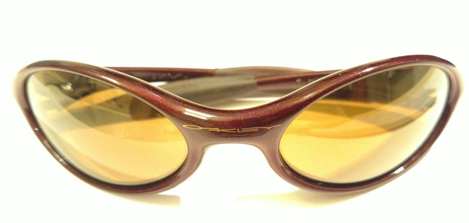 Eye Jacket, New, Redline/Gold Iridium w MF bag. - IMG_20160818_222651.jpg