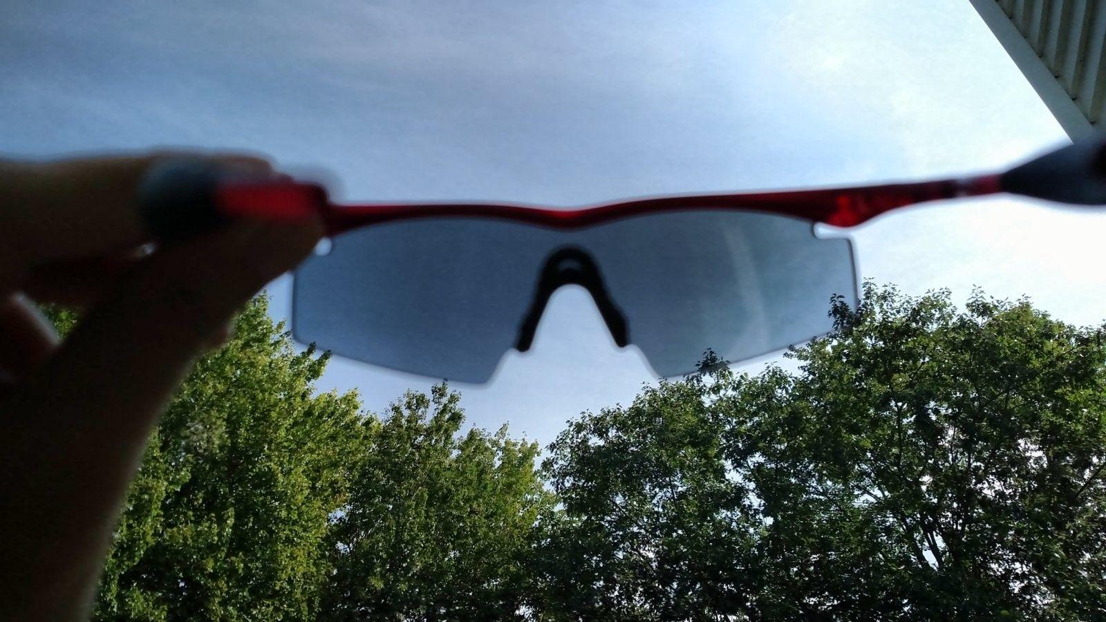 M Frame w/Crystal Red Frame, Grey Lens - BNIB - IMG_20160903_131708755.jpg