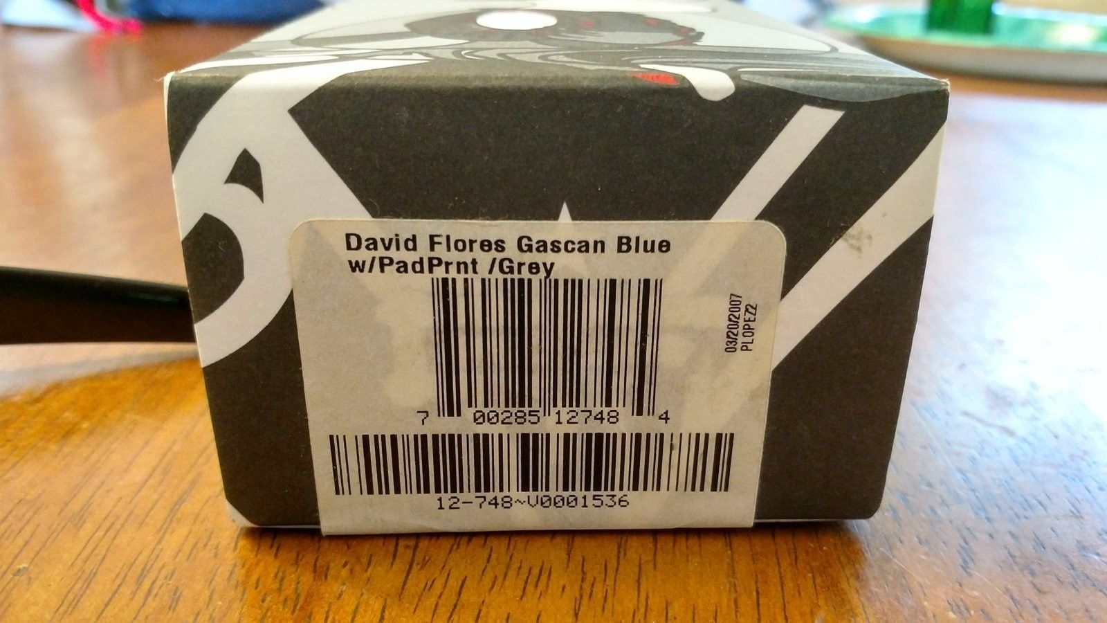 Today Only - BNIB David Flores Gascan Artists Series complete SOLD shipped US - IMG_20160911_115112263_HDR.jpg
