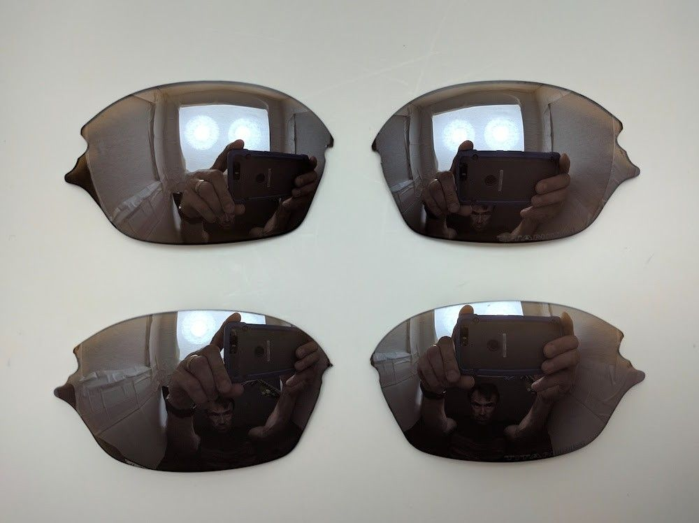 R2 Ti-etched OEM lenses like new (2 pairs actually) $175 shipped CONUS - IMG_20160913_164518.jpg