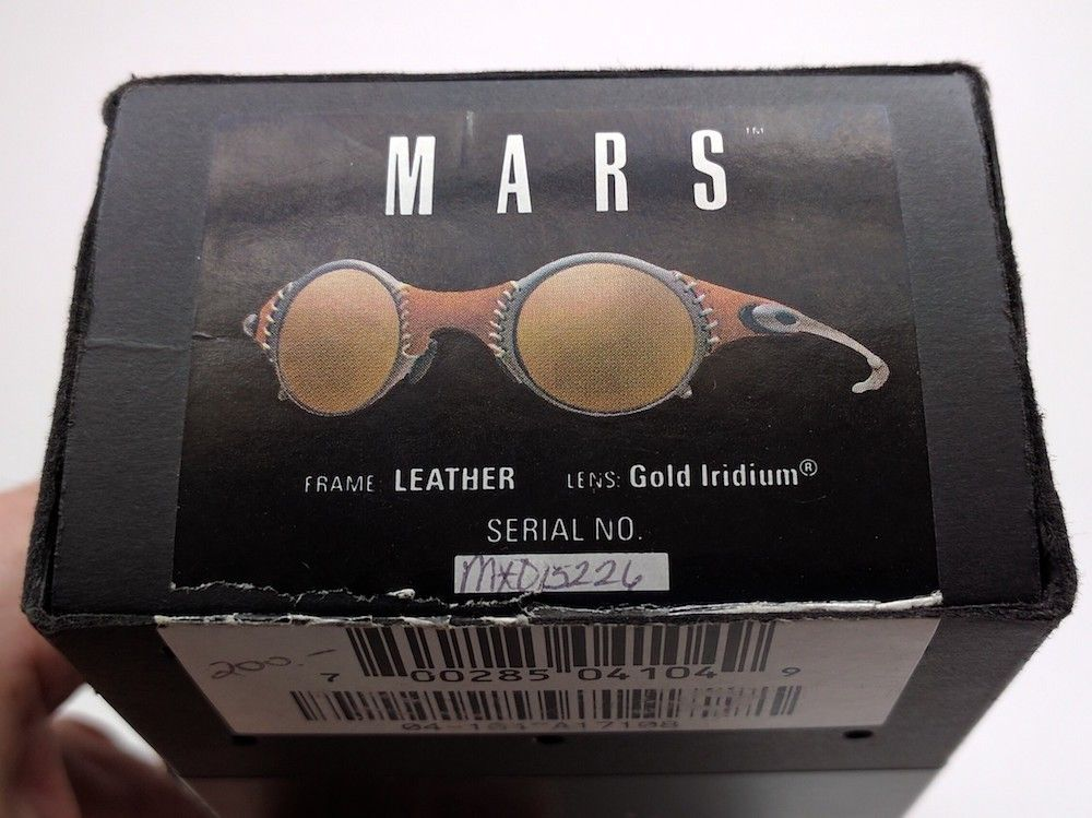 $OLD X-Metal Leather/Gold Mars SKU 04-104 COMPLETE & EXCELLENT - IMG_20160919_164712.jpg