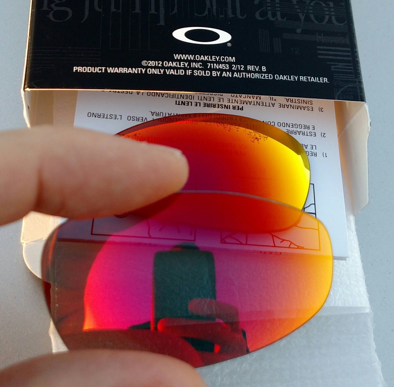 XX & JULIET CUSTOM CUT LENSES FOR X-METALS - IMG_20161108_163635.jpg