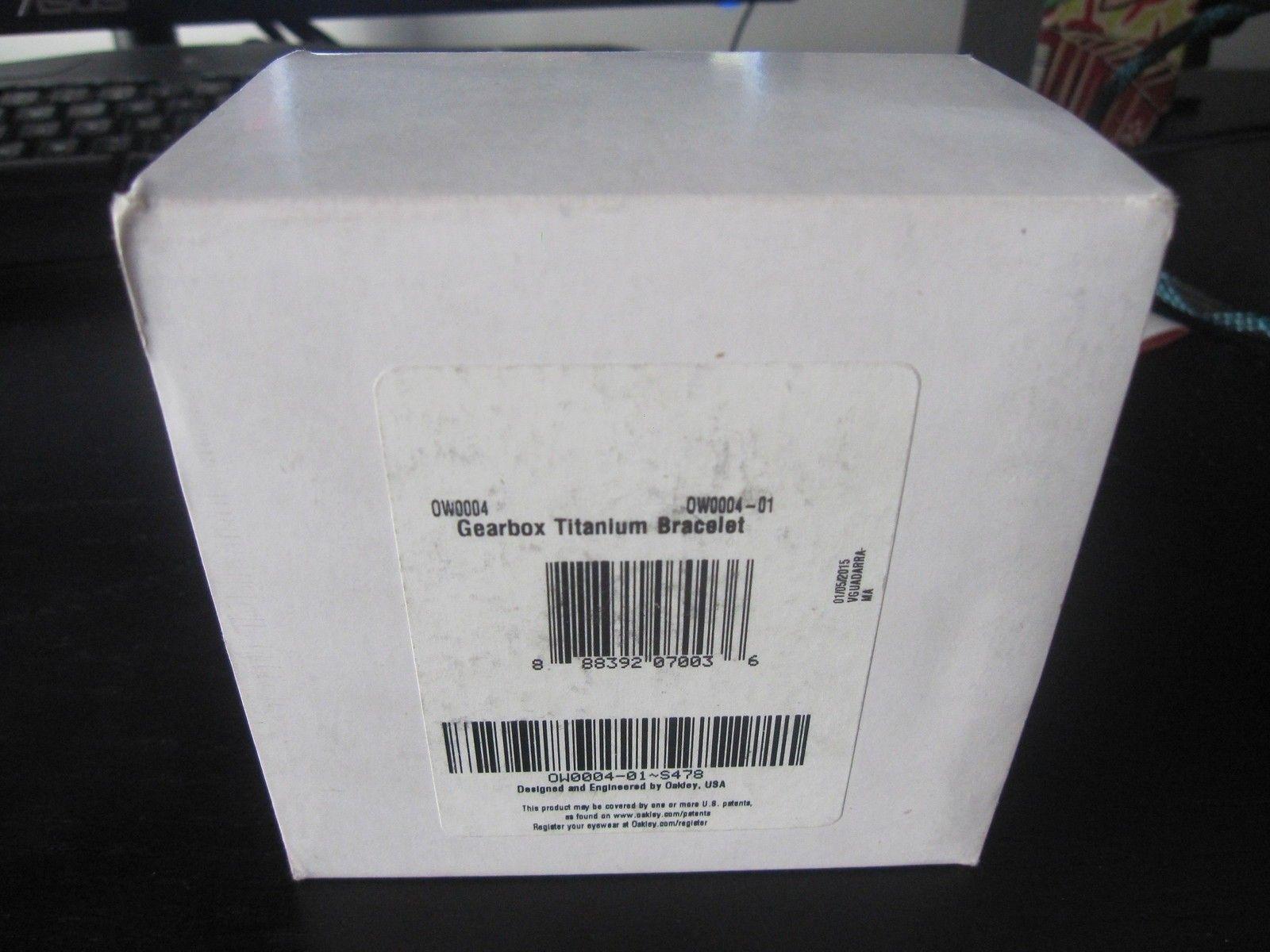 BNIB Gearbox Titanium Bracelet Watch - OW0004-01 - IMG_2067.JPG
