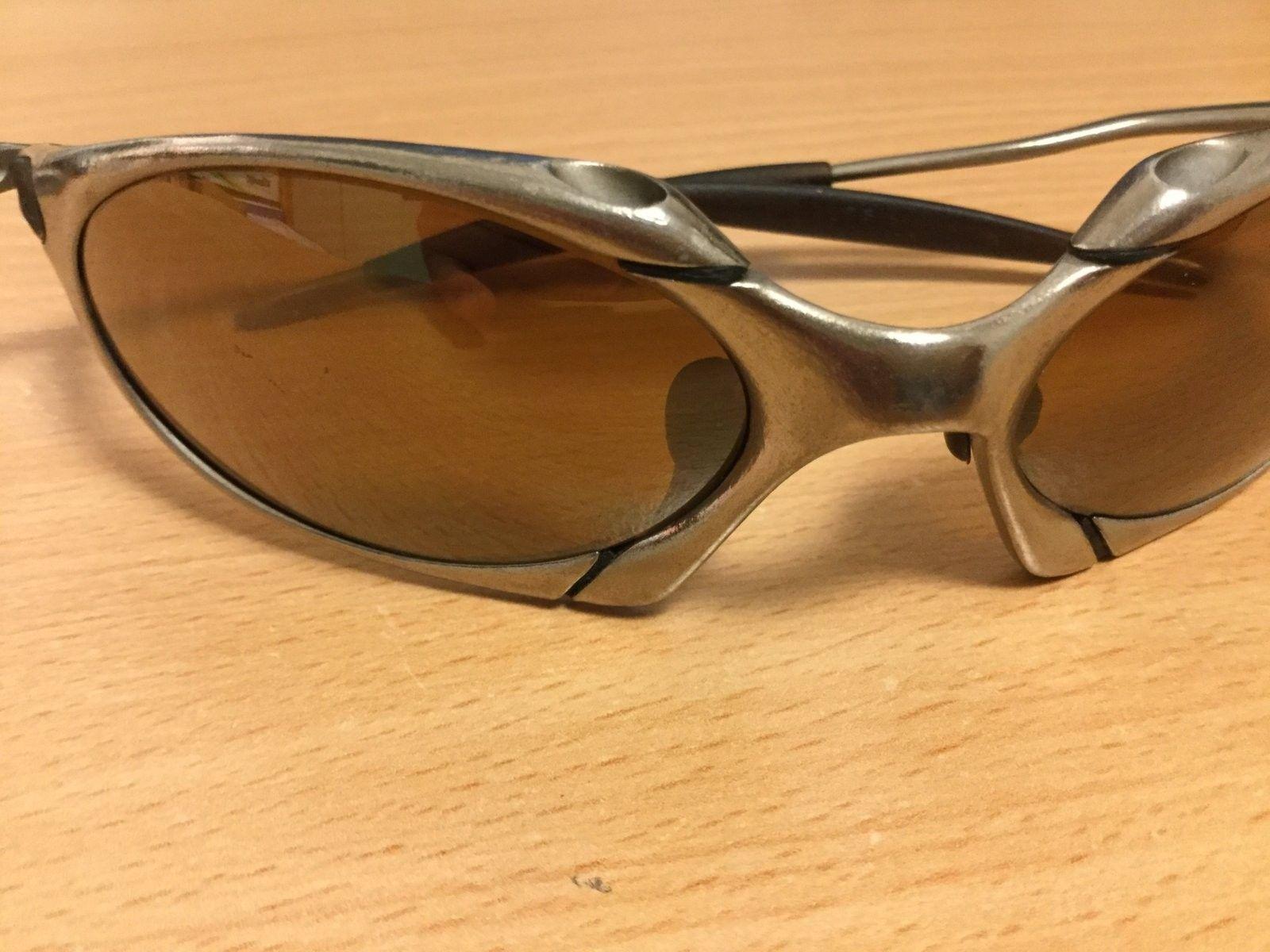 Romeo Titanium Gold, Matching. Price down: $699 - IMG_2150.JPG