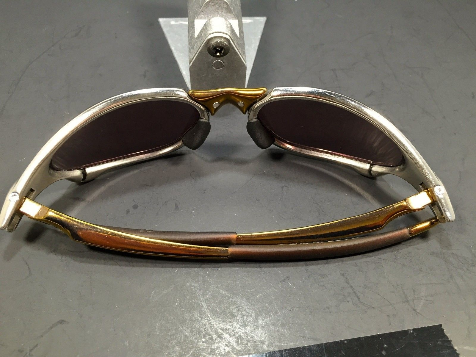 Anodized Ti-Cu Polished Penny w/ Prizm Daily Polar Lenses - IMG_2153.JPG